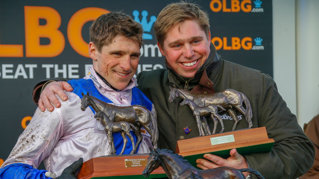 Dan Skelton reaches milestone 200 winners for the season after