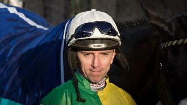 Leighton Aspell rides Affluence at Huntingdon Pic: Edward Whitaker