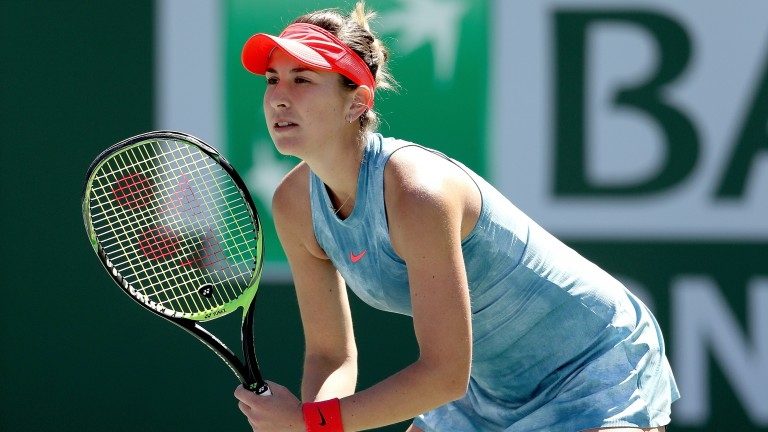 Belinda Bencic looks back to her brilliant best after a series of injury problems