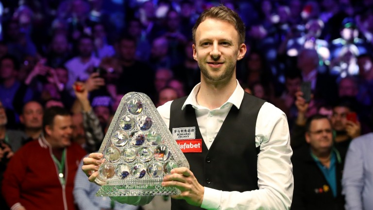 Masters champion Judd Trump got out of jail once again at the Crucible when fighting back from 6-3 down to pip Thepchaiya Un-Nooh 10-9 in his opener