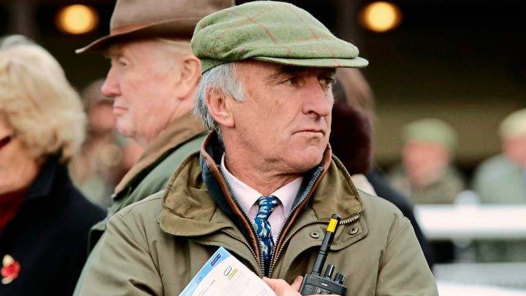 Simon Sherwood: Ludlow clerk of the course turns 61 today