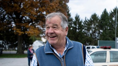 Sir Michael Stoute: added to the King Power Racing roster