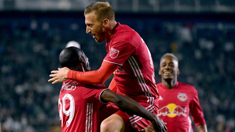 Daniel Royer and Bradley Wright-Phillips can inspire New York Red Bulls to a comfortable win