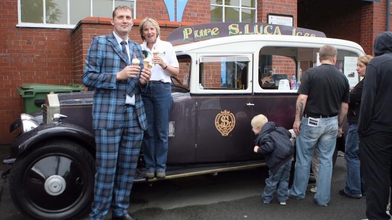 Doddie Weir (left): founded My Name'5 Doddie charity