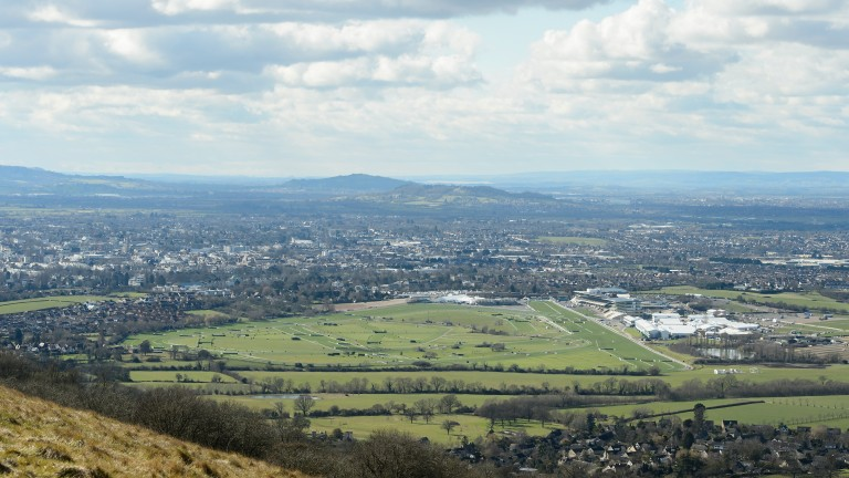 Cheltenham: a place to which believers make their way in the hope and expectation of miracles