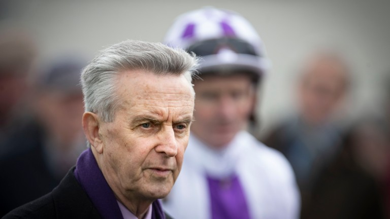 Jim Bolger: believes doping has been a problem in Irish racing for 20 years