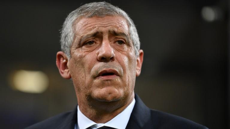Fernando Santos and Portugal had a tough start to Euro 2020 qualifying