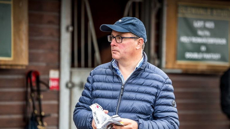 """Joe Foley: """"""""It's encouraging to hear the BHA making plans for racing's return and I'm sure HRI are on the front foot in that regard also"""""""