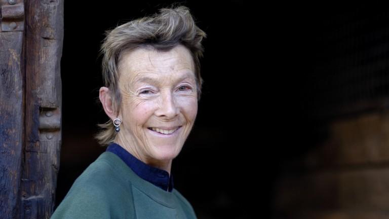 Sue Bradburne pictured at her yard in Fife