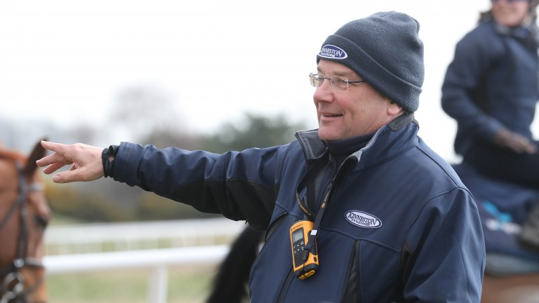Nick Alexander: praised BHA for cautious approach to the resumption of racing