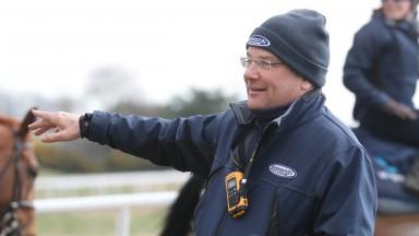 Nick Alexander: supporting getting racing back behind closed doors in Britain