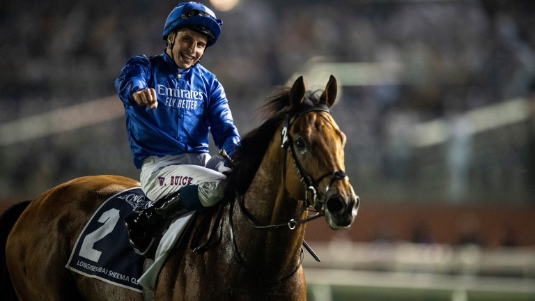 Old Persian: needs to bounce back from below-par return