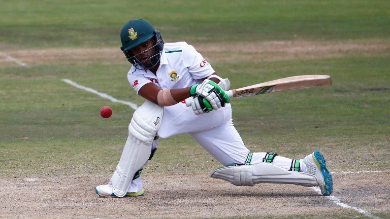 South Africa Test batsman Temba Bavuma has joined Northamptonshire this season