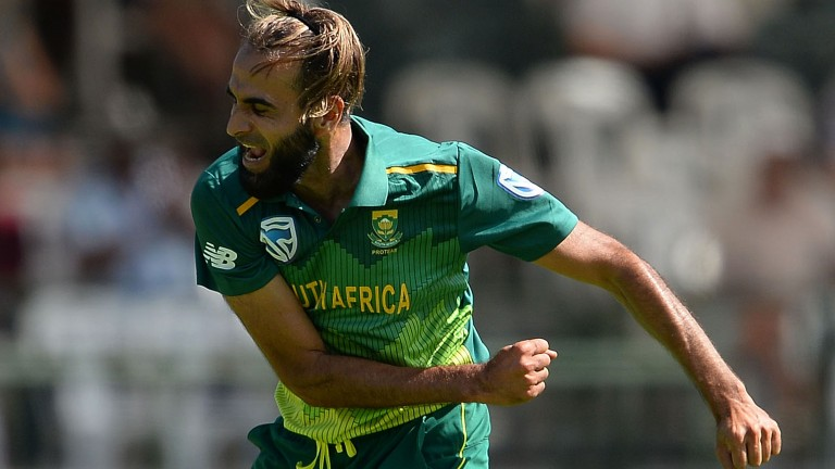 South African Imran Tahir has been central to the good start made by Chennai Super Kings in the Indian Premier League