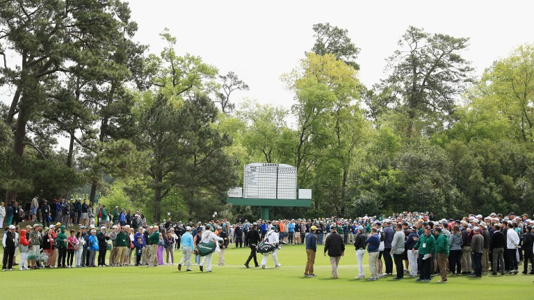 Augusta's fifth hole has been lengthened by 40 yards