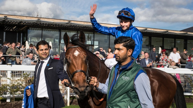 Quorto could be paying plenty more visits to the winner's enclosure