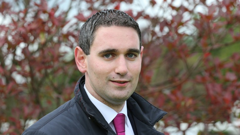Conor O'Neill: the Punchestown manager is very hopeful the rescheduled card will go ahead on Tuesday