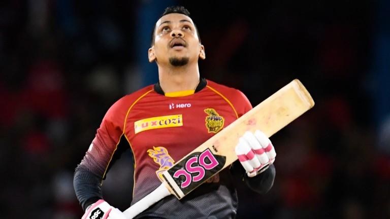 Sunil Narine has starred with bat and ball for Kolkata Knight Riders