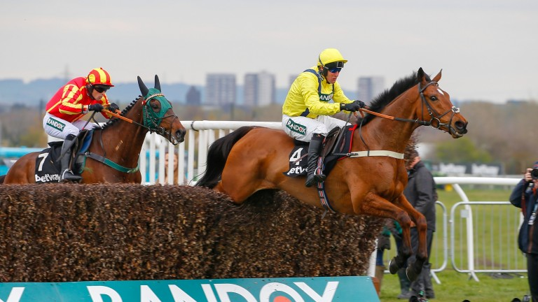 Lostintranslation: one of the leading Gold Cup contenders this season