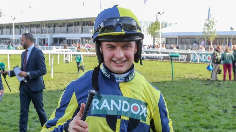 Sean Bowen: jump jockey is 22 on Thursday