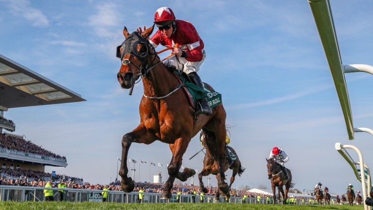 Tiger Roll: the dual Grand National winner is reported to be in flying form by Gordon Elliott