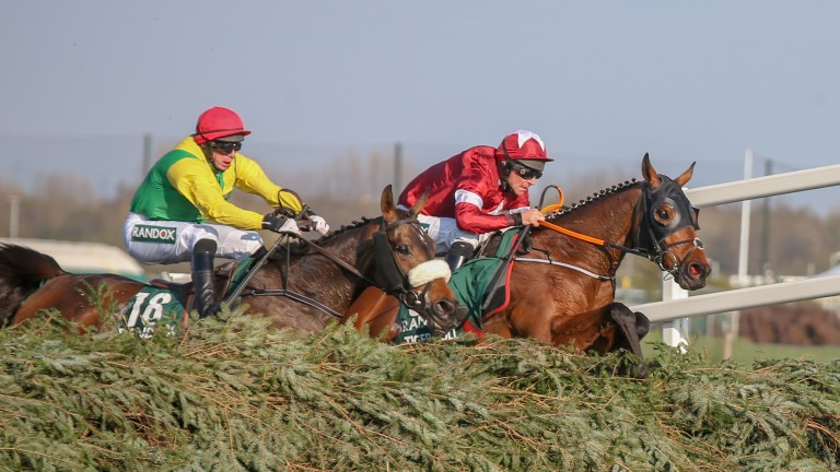 The Randox Grand National is due to take place at Aintree on Saturday, April 10