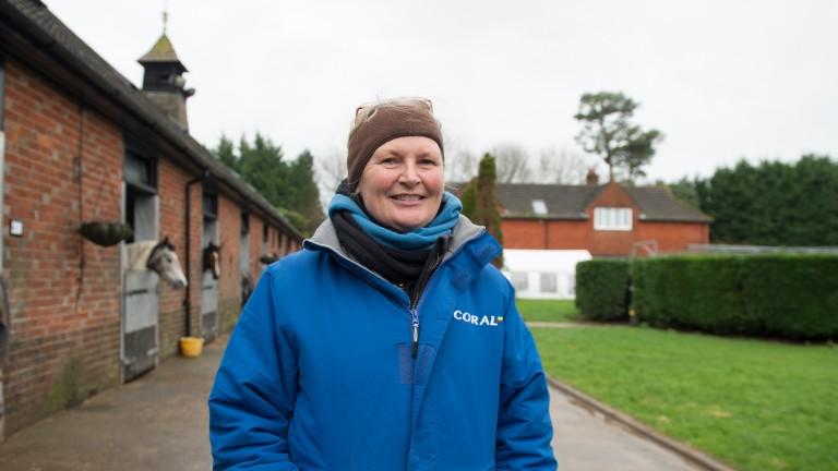 Zoe Davison: popular dual-purpose trainer sadly passed away on Sunday at the age of 60