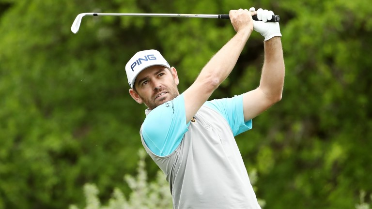 Louis Oosthuizen has been in solid nick of late