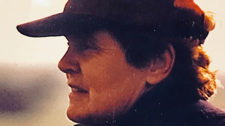 Jean Bucknell : a much loved figure in Newmarket