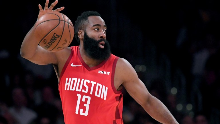 James Harden could earn an overdue first ring for Houston