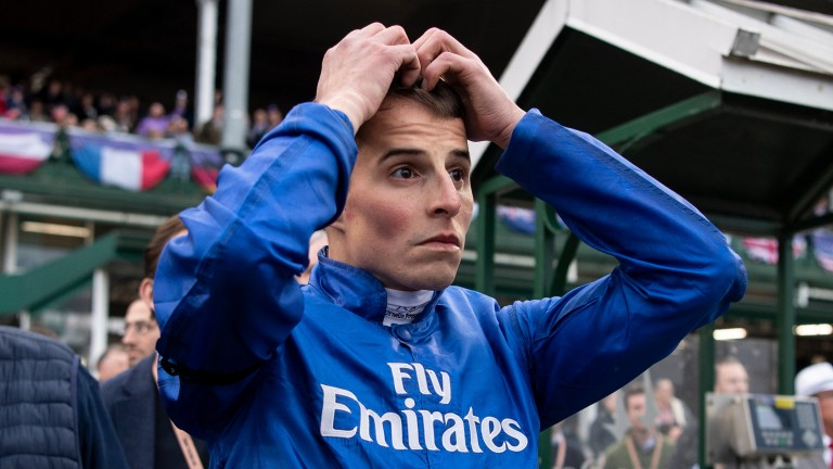 William Buick has been given a one-day ban for failing to obtain the best possible position