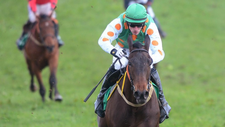 Mossy Fen: point-to-point winner could threaten the favourite