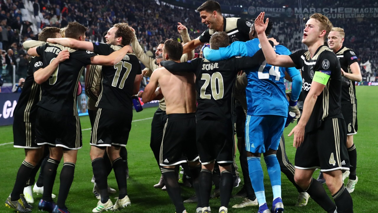 0f06b9ab Champions League latest betting odds featuring Ajax and Barcelona ...