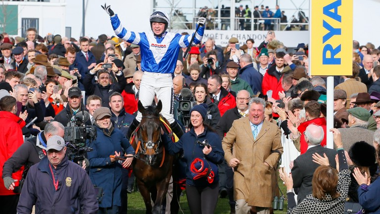 Frodon and Bryony Frost could face stiff opposition in the Ryanair