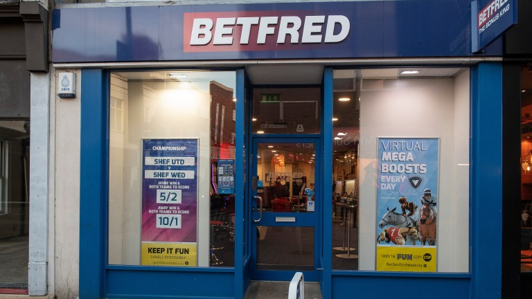Betfred: lost her long-running legal battle with punter Andy Green after winning £ 1.7 million through an online game