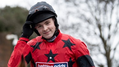 Jonjo O'Neill jnr: young rider continues to catch the eye
