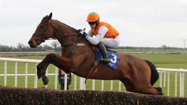 Snugsborough Benny finished fourth in the Irish Grand National under Denis O'Regan