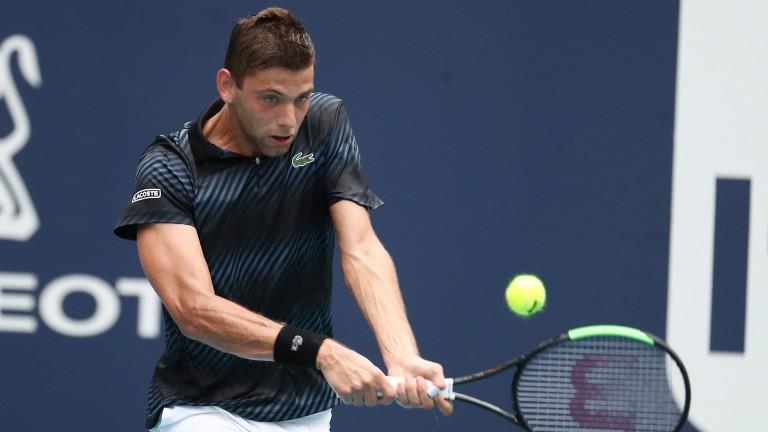 Filip Krajinovic looks ready to finally register an overdue breakthrough