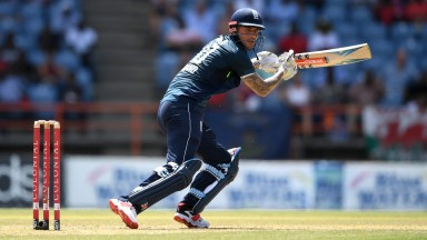Alex Hales's most recent ODI appearance came against the West Indies in February