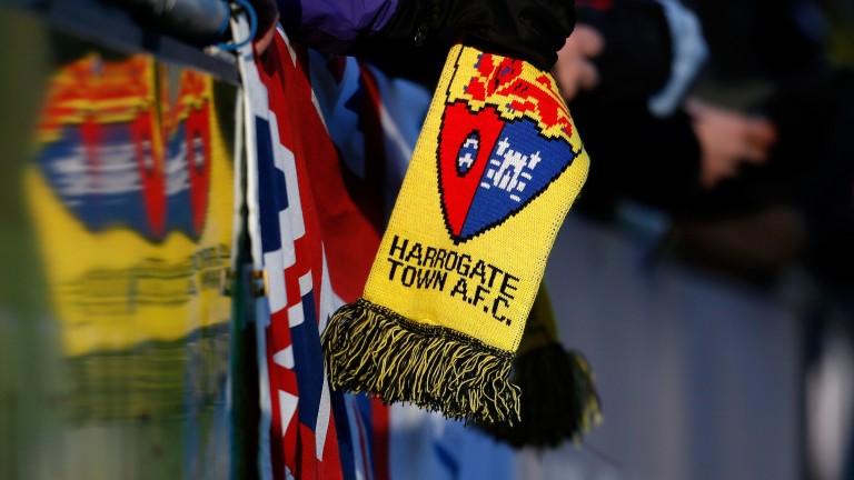 Harrogate have won eight of their last ten games