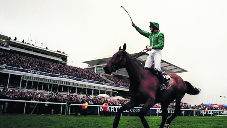 Papillon: landed one of the all-time day-of-the-race plunges under Ruby Walsh in 2000