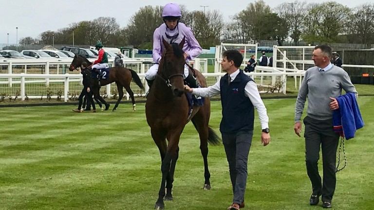 Fleeting Prince: already a course-and-distance winner at Windsor