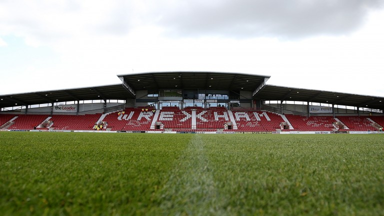The Racecourse Ground has been a fortress for Wrexham this season