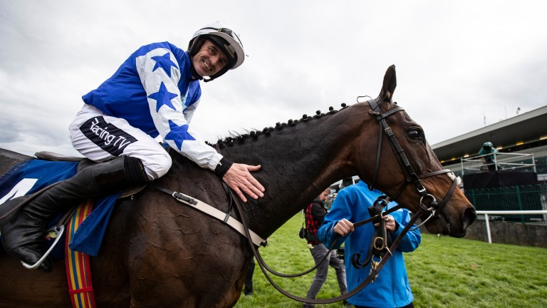 Ruby Walsh announces his retirement from the saddle after victory on Kemboy in the Coral Punchestown Gold Cup