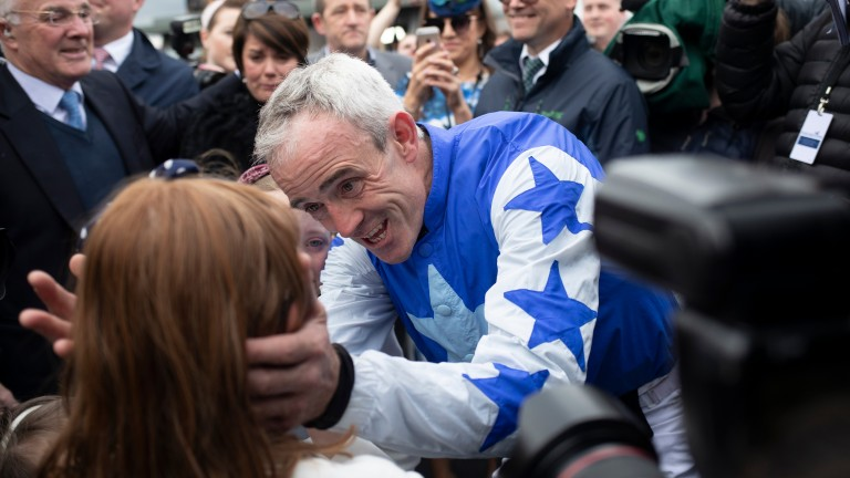 Ruby Walsh: following his announcement to retire
