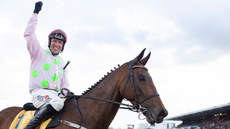 "Chacun Pour Soi: ""If all goes well he'd look a worthy Champion Chase contender"""