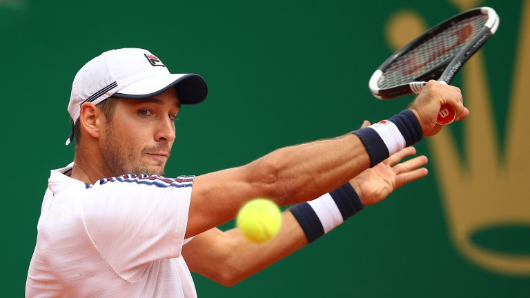 Dusan Lajovic reached the quarter-finals in Madrid last year