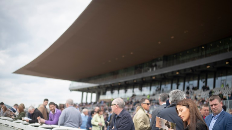 Brian Kavanagh has voiced his concern about the raceday experience at the Curragh