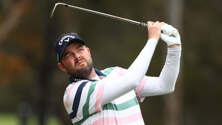 Marc Leishman should go close to victory at Bay Hill