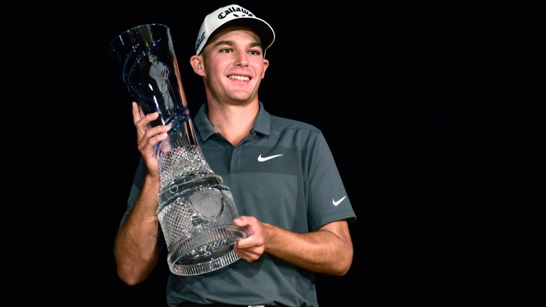 Aaron Wise won the Byron Nelson in 2018